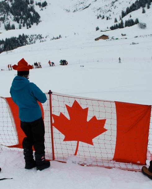 Canada fan club!