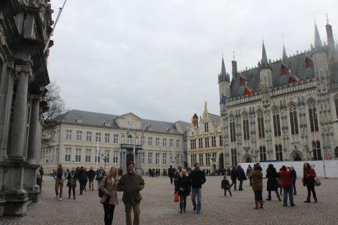 Le Burg et ses différences architecturales