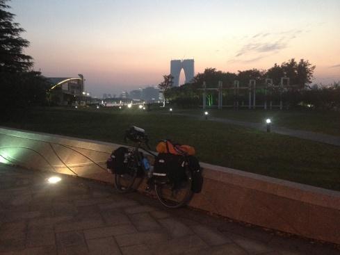 Suzhou dans toute sa splendeur!