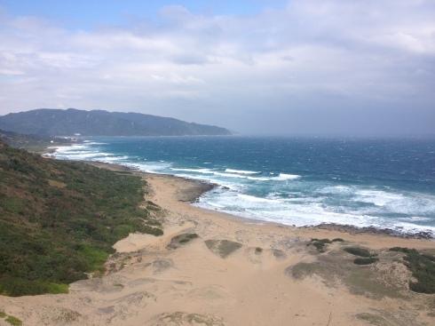 La mer dans toute sa splendeur